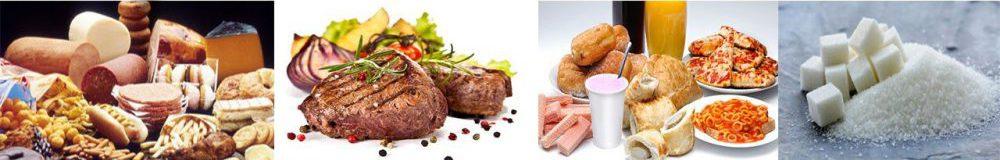 Dieta corretta per il tumore e cibo vietato