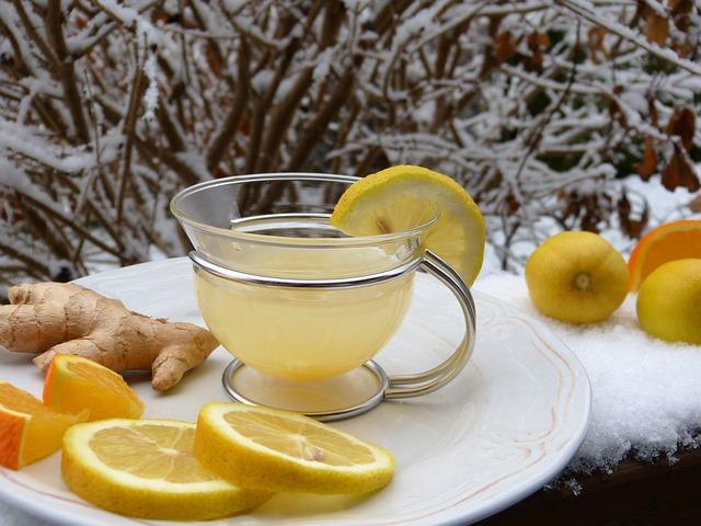 Zenzero e limone per l'artrite reumatoide