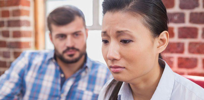 Sintomi in menopausa: gli sbalzi dell'umore