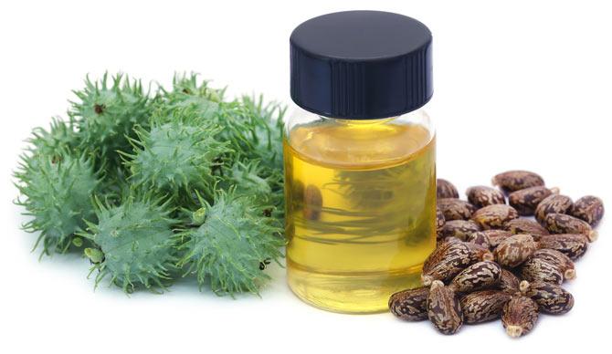 Olio di ricino per l'artrite reumatoide