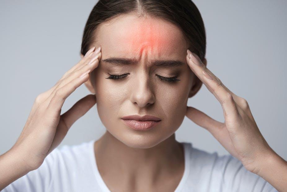 menopausa: il mal di testa o cefalea